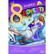 8 Super Povesti - Craiasa Zapezilor,...