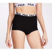 FILA High Waist Culotte Panties Black