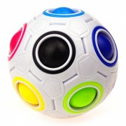 Dayspirit Rainbow Magic Fidget cubo juguete bola-multicolor