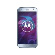 MOTOROLA Smartphone Moto X4 Dual SIM Nimbus Blue (PA8X0015NL)
