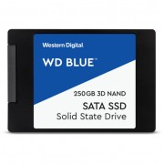 "Western Digital Blue 3D NAND 250GB 2,5"" SATA3 SSD"