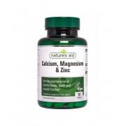 Natures Aid Kalcium-Magnézium és Cink tabletta 90 db
