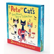 Pete the Cat's Sing-Along Story Collection: 3 Great Books from One Cool Cat, Hardcover/James Dean