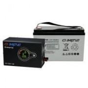 Комплект ИБП Инвертор навесной Энергия ПН-750 + Аккумулятор 100 АЧ