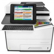 HP PageWide Enterprise Color Flow MFP 586z Inkjetprinter