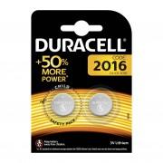 Baterie Duracell specialitati lithiu 2*2016