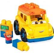 Mega Bloks School Bus Buliding SetS GCX10 WB4