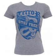 tricou stil metal femei Terror - Stay Free - Buckaneer - 1108