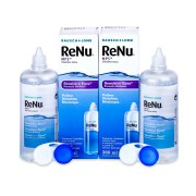 Разтвор Sensitive Eyes ReNu MPS 2 х 360 ml