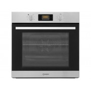 Indesit Aria IFW6340IX Built In Electric Single Oven - Stainless Steel
