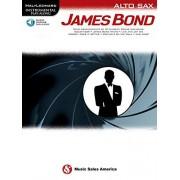 James Bond: Alto Sax