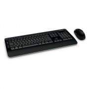 Kit tastatura + mouse Microsoft Wireless BlueTrack Desktop 3050 negru
