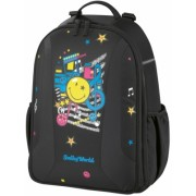 Rucsac Be.Bag Airgo Smiley World Pop Herlitz