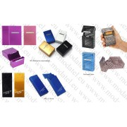 Алуминиева кутия за цигари