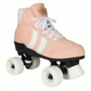 Patine cu rotile Rookie Authentic pink/white