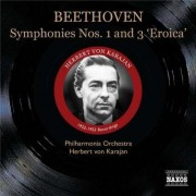 L Van Beethoven - Symphonies No.1 & 3 (0747313333929) (1 CD)