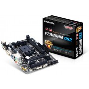 Gigabyte Płyta główna GA-F2A68HM-DS2 v1.0 FM2+ A68H 2DDR3 VGA/DVI/ uATX