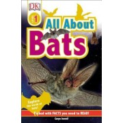 All about Bats, Hardcover