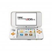 Consola New Nintendo 2DS XL + Super Mario Maker-Naranja