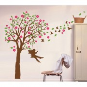 MagisWall zidna naljepnica Princess tree