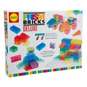 Alex Toys - Early Learning Prism Bricks (84) Deluxe Kit -Little Hands K684