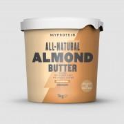 Myprotein Přírodní Mandlové Máslo - 1kg - Originál - s kousky