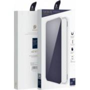 Husa DuxDucis X-Skin Tip Portofel Apple iPhone 11 Pro Max Albastru