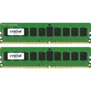 Crucial 16GB kit (2x8GB) 2133MHz DDR4 ECC RDIMM Desktop memory