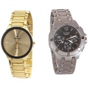 IIK COLLECTION And ROSRA Stylish Casual Watches For Mens- Combo by sports