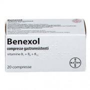 Bayer Spa Benexol 20 Compresse Gastroresistenti Fl