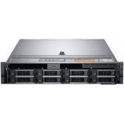 Server Dell PowerEdge R740 2U (Procesor Intel® Xeon® Silver 4110 (11M Cache, 3.00 GHz), 16GB @2666MHz, DDR4, RDIMM, 2x 600GB HDD @10000RPM, 750W PSU)