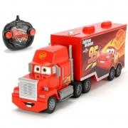 Camion Dickie Toys Cars 3 Turbo Truck Mack Truck cu telecomanda
