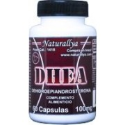 DHEA 100 mgs c/60 Capsulas