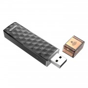 PENDRIVE SANDISK CONNECT WIRELESS STICK 64GB - HOTSPOT WIFI - TRANSMITE DATOS HASTA A 3 DISPOSITIVOS SIMULTANEOS SIN CABLES NI INTERNET - USB2.0