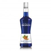Lichior Monin Blue Curacao 20% 700 ml