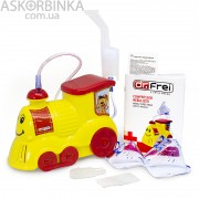 dr. Frei Turbo Train компресорен инхалатор