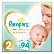 Pampers pelene Premium Care 2 (Mini), 94 komada