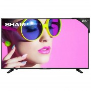 "Pantalla Smart TV Sharp 65"" 4K LC-65Q7000U HDMI Netflix USB WIFI"