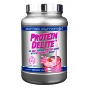 Protein Delite - jahoda - bílá čokoláda, 500 g