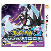 Pokemon Ultra Moon para Nintendo 3DS