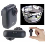 Somikon 360°-Panorama-Kamera für Android-OTG-Smartphones, 2K, YouTube Live