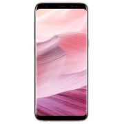 "Telefon Mobil Samsung Galaxy S8 G950, Procesor Snapdragon Octa-Core 2.35GHz / 1.9GHz, Super AMOLED Capacitive touchscreen 5.8"", 4GB RAM, 64GB Flash, 12MP, 4G, Wi-Fi, Dual Sim, Android (Roz)"