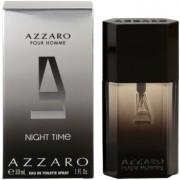 Azzaro Azzaro Pour Homme Night Time Eau de Toilette para homens 30 ml