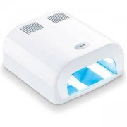 UV лампа за маникюр Beurer, таймер 120 секунди, огледална повърхност, MP38