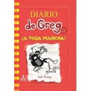 Diario de Greg 11. a Toda Marcha!, Hardcover