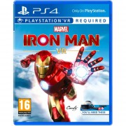 Iron Man Vr - Ps4 - Sniper