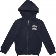 Franklin & Marshall Junior Badge Hoodie Navy