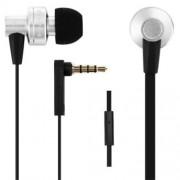Fülhallgató, mikrofon, AWEI ES900i, ezüst (AWFH900IS)