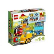 LEGO DUPLO, Primele mele masini si camioane 10816