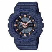 Reloj de senora casio baby-g BA-110DE-2A1-denim azul oscuro